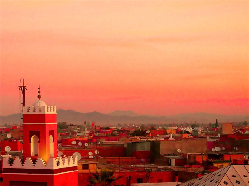La città rossa