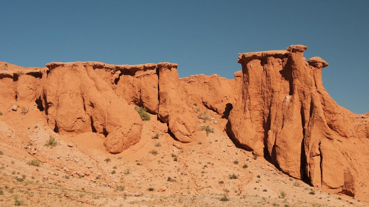 Flaming Cliffs