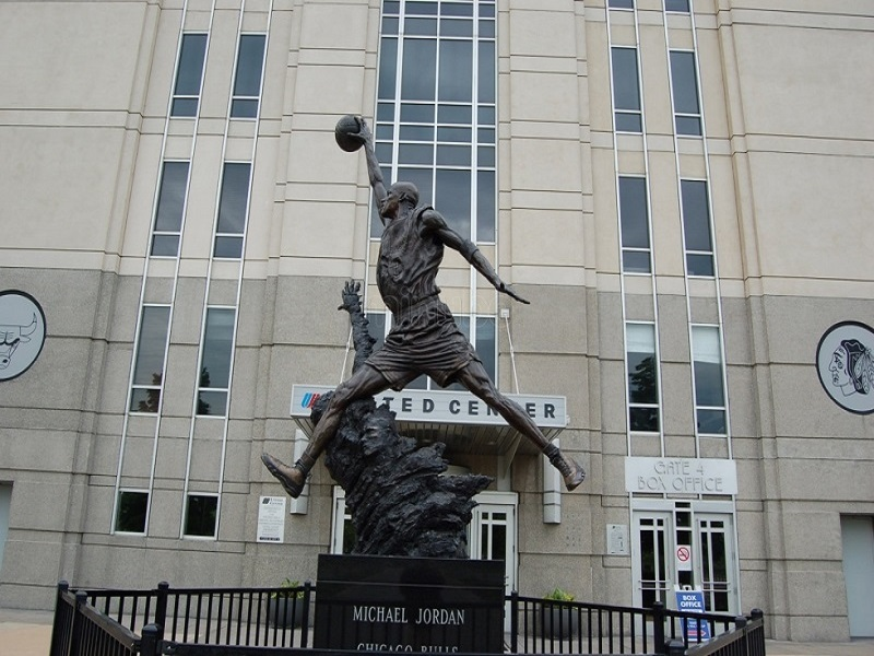 Tributo a Michael Jordan
