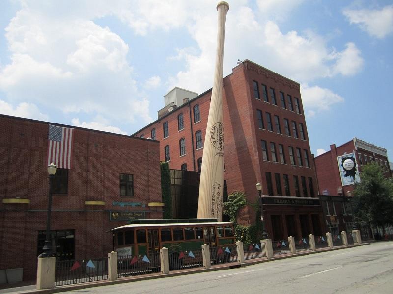 Louisville Slogger Museum