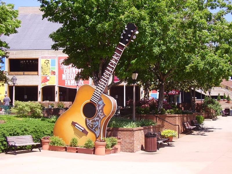 La culla della musica country