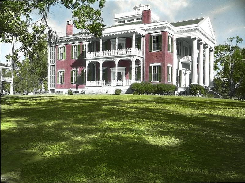 Le case coloniali