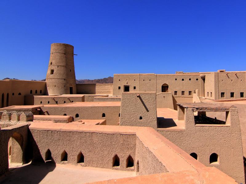 Forte di Bahla