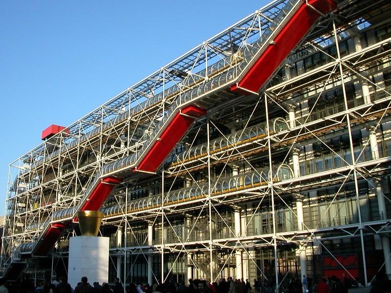 Centre Pompidour